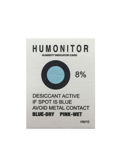 High Efficient Humidity Indicator Labels/HIC Cards