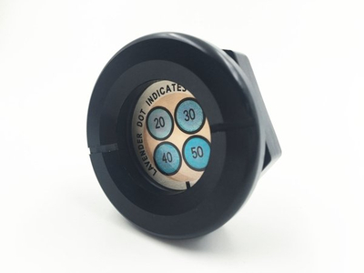 Blue Color Humidity Indicator Plug