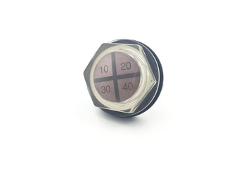 High Quality Plastic Humidity Indicator Circular HIC
