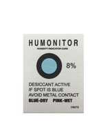 Single Dot Sealed Package Humidity Indicator Striper Humidity Indicator